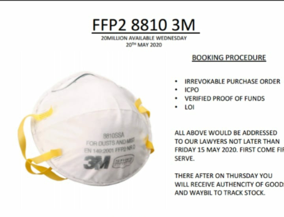 FFP2 8810 3M